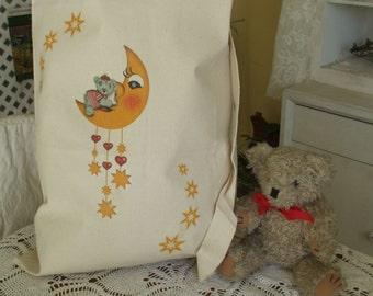 Baby Laundry Bag