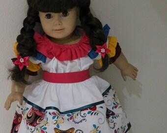 Josephina's skirt and camisa