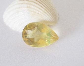 Natural Golden Citrine 13x9mm Pear Cut 3.75cts