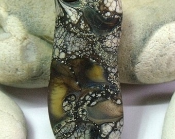 Celt Stone, Lampwork Focal Bead, SRA, UK