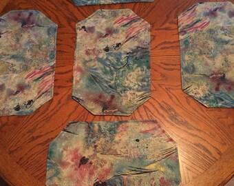 Colorful Placemat Set (6)
