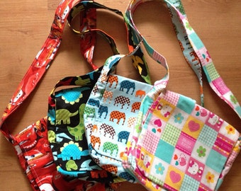 Childs Messenger Bag