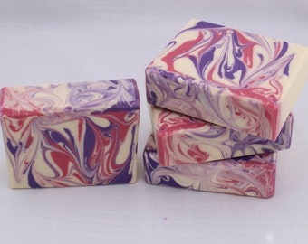 Love Spell Type Scented Hand Made Cold Process Soap, Best Seller, Artisan Soap, Bar Soap