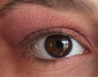 Mineral Eye Shadow - Deep Purple Eye Eyeshadow - Purple Eye Shadow - Matte Purple Eyeliner - Eyeliner - Vegan Shadow - Vegan Makeup