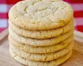 Sugar Cookies, handmade cookies, fresh cookies, holiday cookies