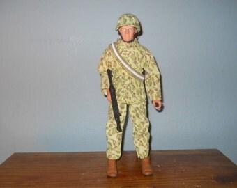G.I. Joe 12 Inch Classic Doll, gi joe, collectible gi joe, vintage gi joe, action figure, collectible action figure, wwii gi joe