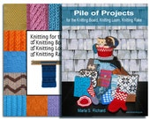 Knitting Board, Loom Books: 2 Book Combo for the Knitting Board, Knitting Loom, Rake (How To & Patterns)