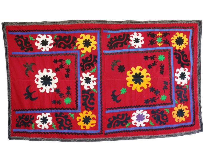Handmade Vintage Suzani NL3033
