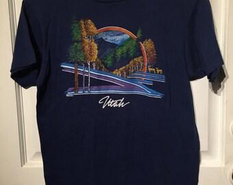 Vintage super soft Utah tshirt