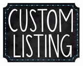 Special Listing for Christina C.