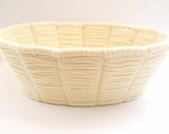 Merino Wool Newborn Photography Posing Bowl