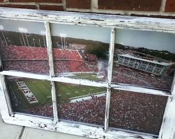 Ohio State Football Stadium Window