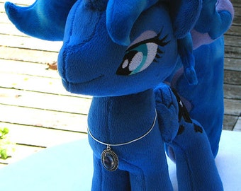 Princess Luna FINISHED with Casual Pony Tail