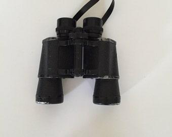 Vintage Tasco Binoculars with Original Case