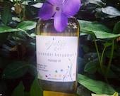 Lavender Bergamot Massage Oil 6 oz.