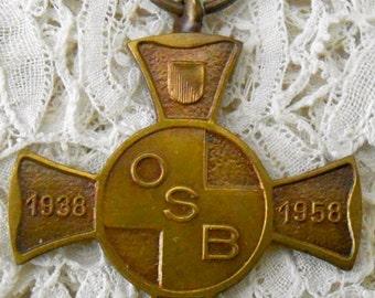 OSB Commemorative Medallion 1938 - 1958