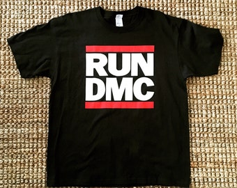 RUN DMC Men's XL Shirt