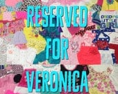 Memory Quilt - Reserved for Veronica