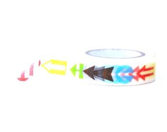 Doodlebug Colorful Arrows Washi Tape