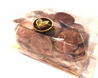 Belgian Chocolate Buttons 200 grams