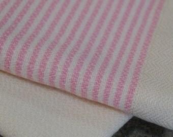 Baby Blanket, Hand-Woven Wool