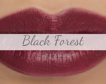 "Sample Vegan Lip & Cheek Cream - ""Black Forest"" (dark reddish plum/wine lipstick / cream blush)"