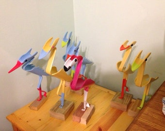 PVC Birds