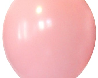 "Jumbo 24"" Giant Latex Balloon, Biodegradable, Helium Balloon"