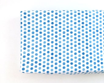 Changing Pad Cover Watercolor Cobalt Dots. Change Pad. Changing Pad. Blue Changing Pad Cover. Changing Pad Boy.