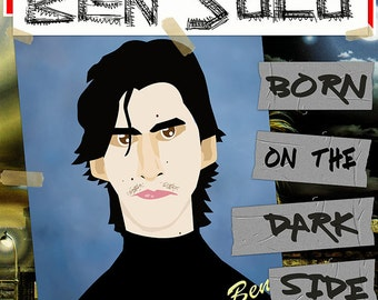 Ben Solo - Born on the Dark Side