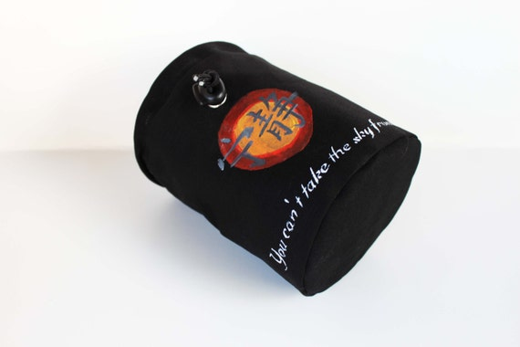 Reserved - Customized Chalk Bag