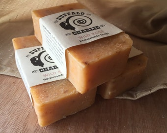 Wild Rose - Bison Tallow Soap