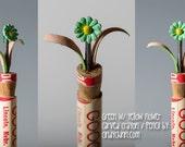Carved Pencil Lead -Sea G...