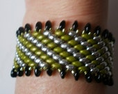 Striped Dragon Scales Bracelet