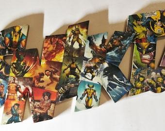 Wolverine SNIKT! plaque (made to order)