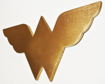Wonder Woman Wall Plaque