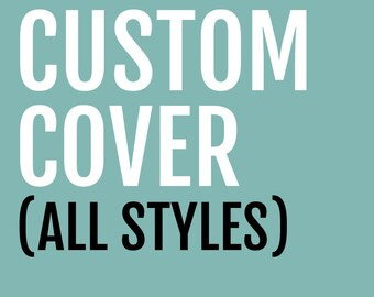 Custom Cover Option // All Baby Book Styles