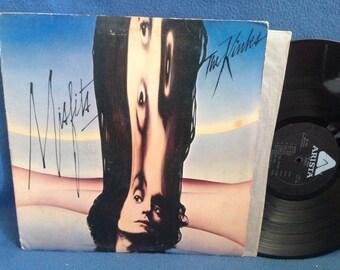 "Vintage, The Kinks - ""Misfits"" Vinyl LP Record Album, Original 1978 First Press, Ray Davies, A Rock N Roll Fantasy"