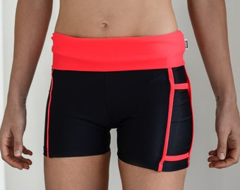 NEW shorts with pocket #runsilrun