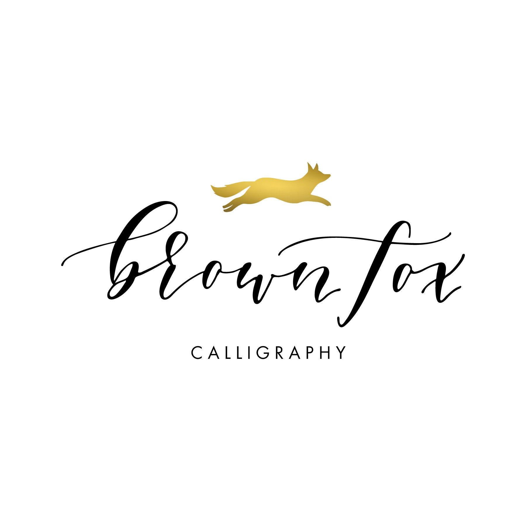 Brown Fox Calligraphy And Design By Brownfoxcalligraphy