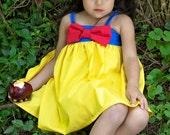 Snow White inspired hattie dress Princess dress florida disney California cruise