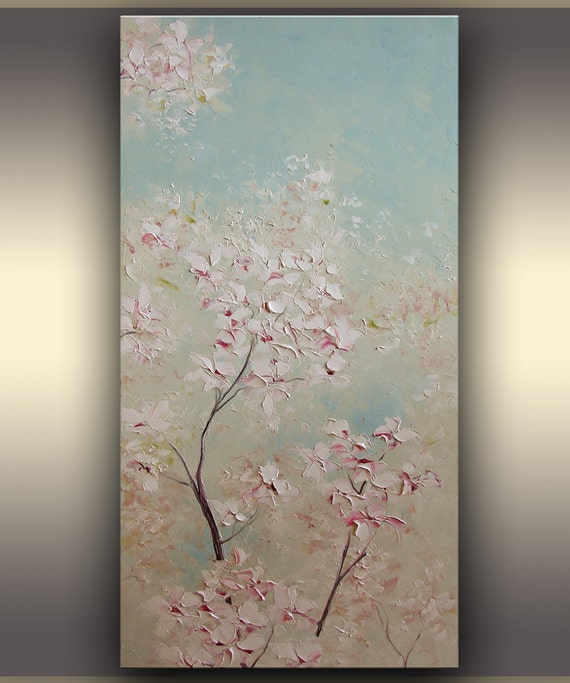 how to make cherry blossom oil