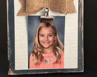 School Picture Picture Frame
