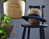 hand crafted sun hat. hemp straw hat for beach, travel, artisan made in small batches with eco friendly fibers hemp and cotton,  accessories