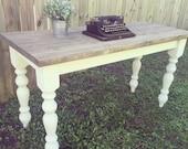 Custom Order for Christi - Farmhouse Desk
