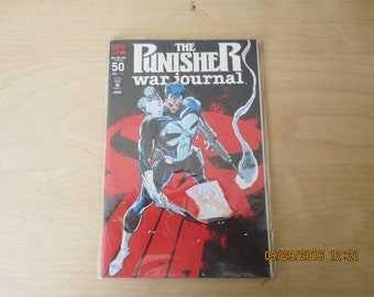 THE PUNISHER WAR Journal 50, 75 Never Read In Plastic Mint Box 8