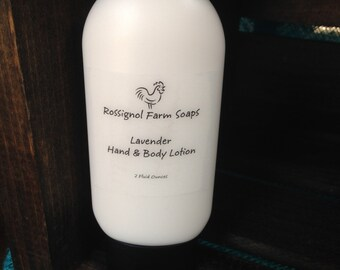 Lavender 2 oz Hand and Body Lotion