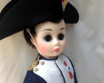 "Madame Alexander / Napoleon 12"" / Original Box / Brunette Doll"