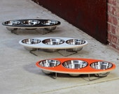 the Ellipse modern pet bowl for cats and small dogs
