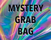 Mystery Grab Bag Accessories Surprise Gift Box